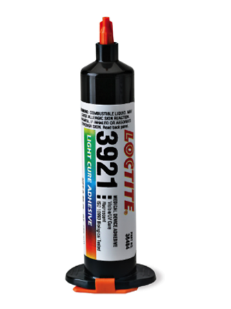 LOCTITE 3921 is a light cure acrylic adhesive that offers faster processing and improved membrane fold protection for spiral wound filtration elements.