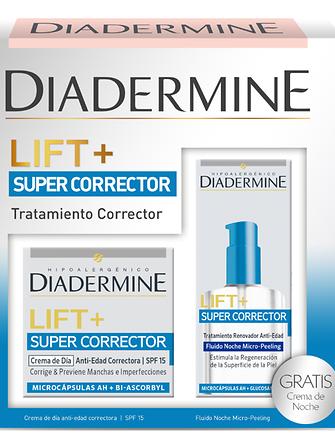 Diadermine Kit Lift+ SUPER CORRECTOR Acción día y noche