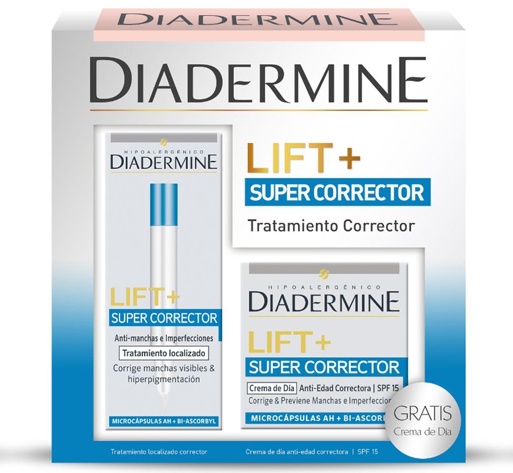 Diadermine Kit Lift+ SUPER CORRECTOR Tratamiento corrector