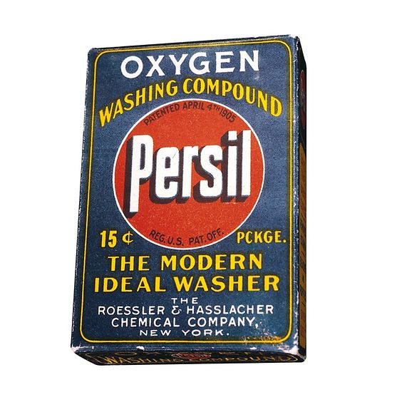 1907 Persil was made available in New York