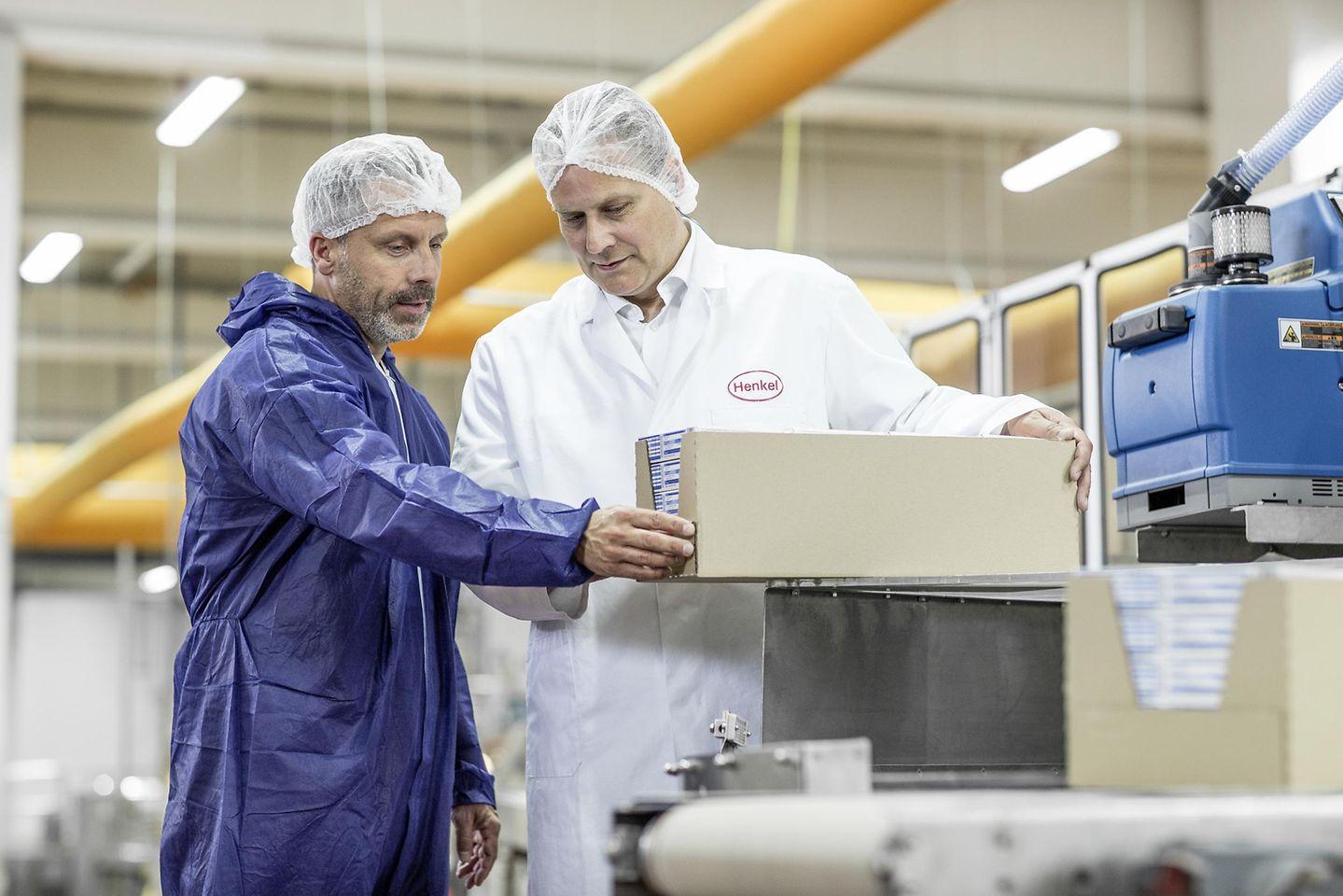 Technomelt Supra Klebstoffe liefern eine sehr schnelle Verbundfestigkeit