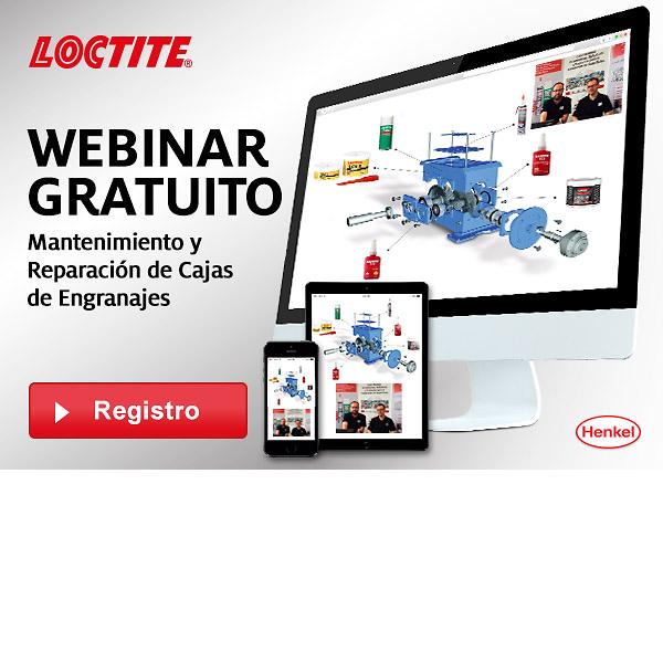 Nuevo Webinar LOCTITE