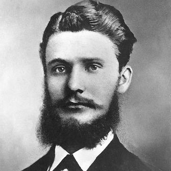 Основатель компании Фритц Хенкель (1876 год).