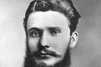 Firmengründer Fritz Henkel (1876)