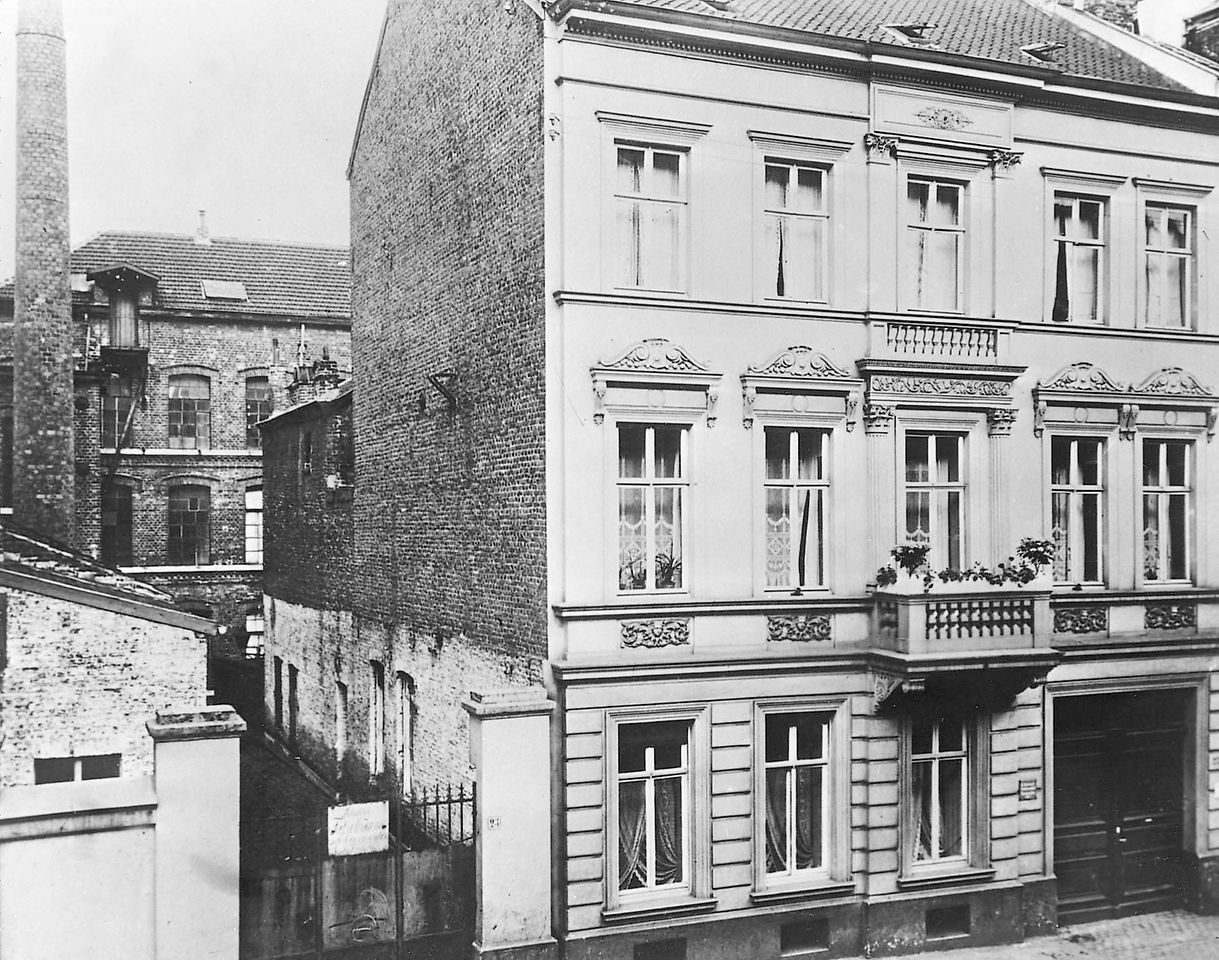 On September 26, 1876, Fritz Henkel founded the company Henkel & Cie in Aachen.