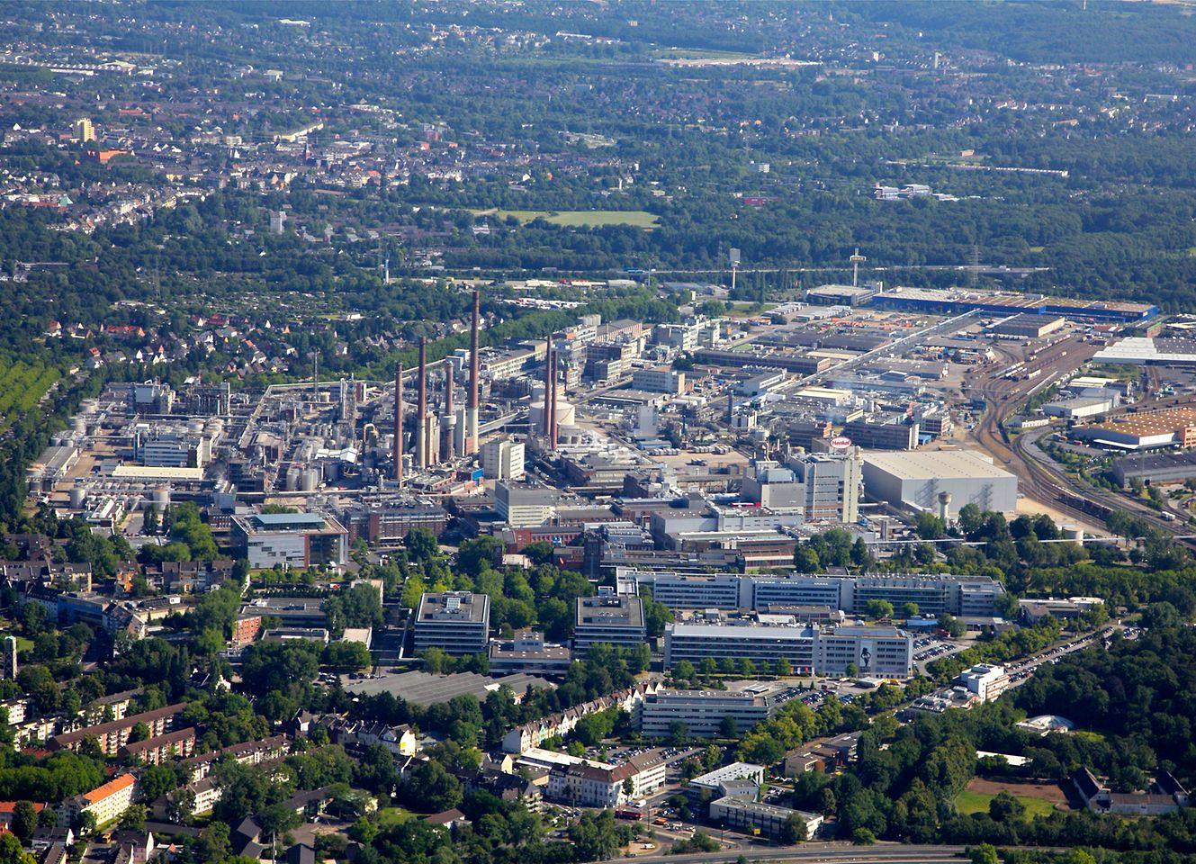 Duesseldorf – the company's headquarters