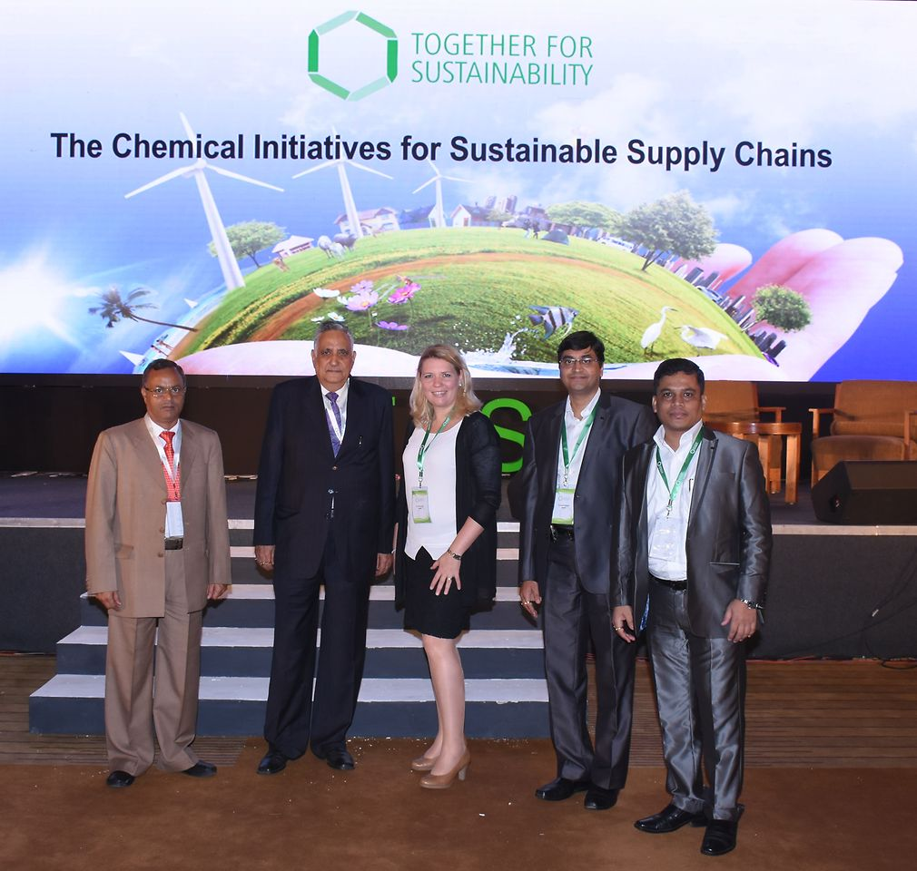 "Supply chain initiative ""Together for Sustainability"""