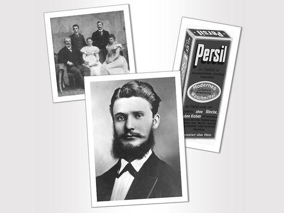 Fritz Henkel – Pionier und Firmengründer