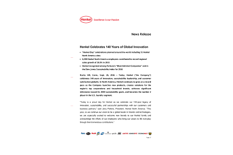 2016-09-26-Henkel Celebrates 140 Years of Global Innovation.pdf.pdfPreviewImage