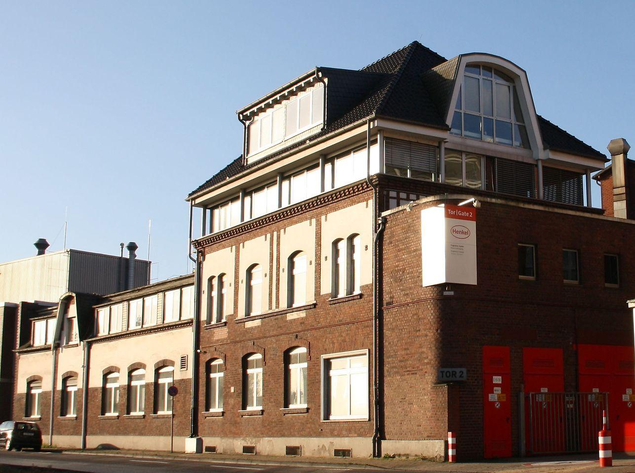 Henkel Fragrance Center in Krefeld