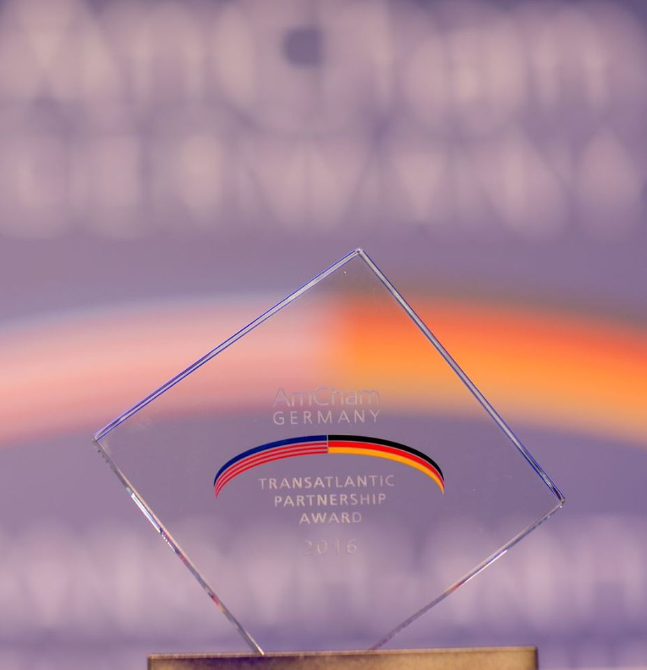 Transatlantic Partnership Award