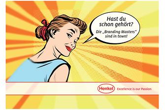 """Henkel Expert Talk """"Hallo Markenstärke! Hallo Zukunft!"""""""
