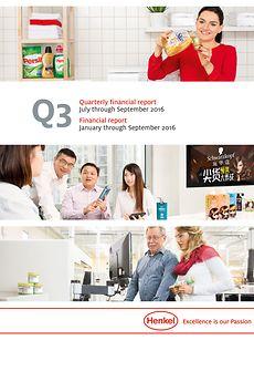 Q3 2016 Report Cover