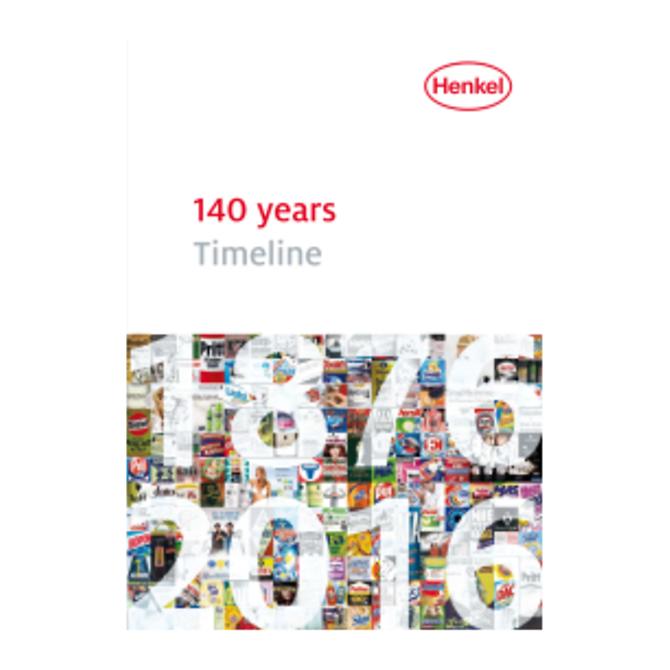 Henkel Timeline