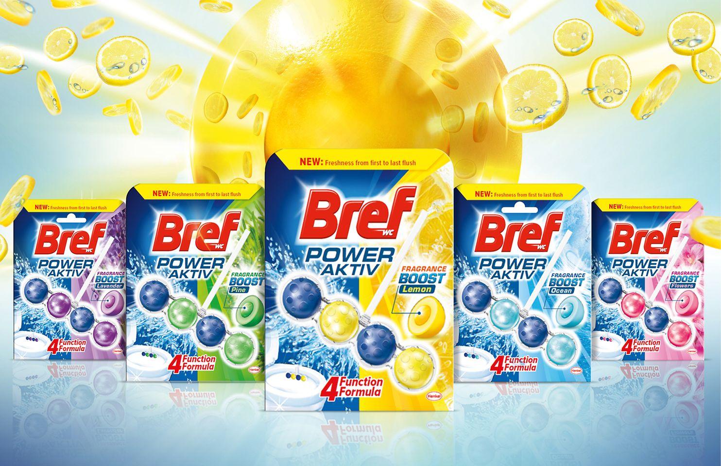 Innovation Laundry & Home Care: Bref Power Aktiv