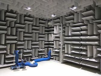 State-of-the-art facility houses an anechoic and reverberation chamber and will facilitate vehicle and component level testing for different applications.