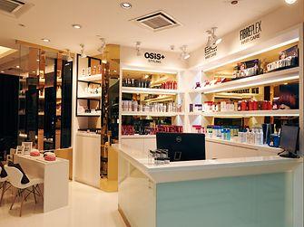 Schwarzkopf Professional flagship salon in Kuala Lumpur, Malaysia