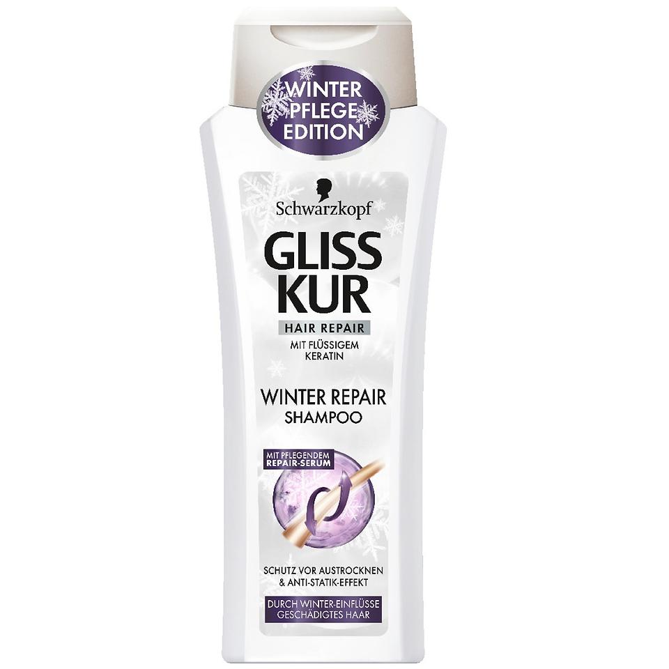 Gliss Kur Winter Repair Shampoo