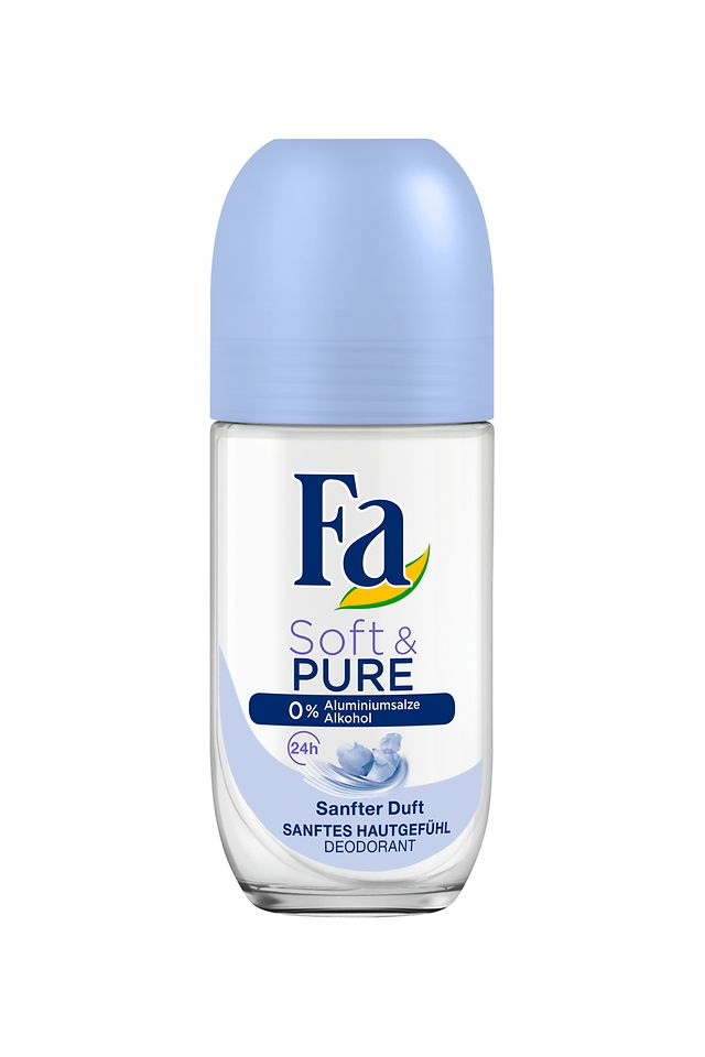 Fa Soft & Pure Deo Roll-on