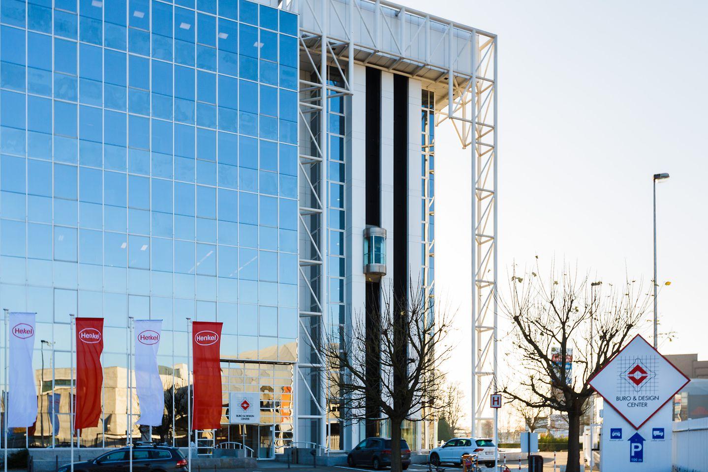 Henkel Belgium, Brussels
