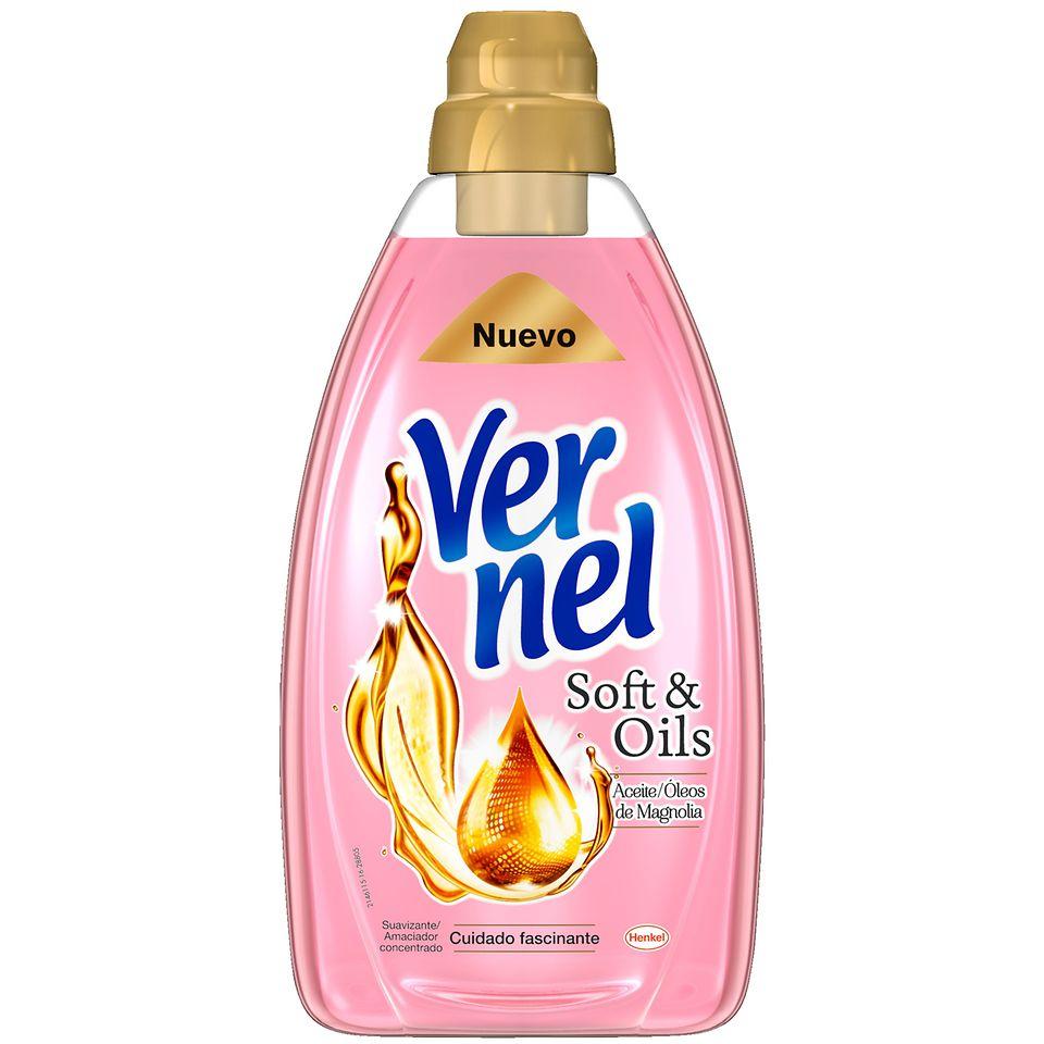 Vernel Soft&Oils Rosa