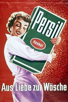 Изображение девушки в белом, знакомой уже нескольким поколениям покупателей Persil.
