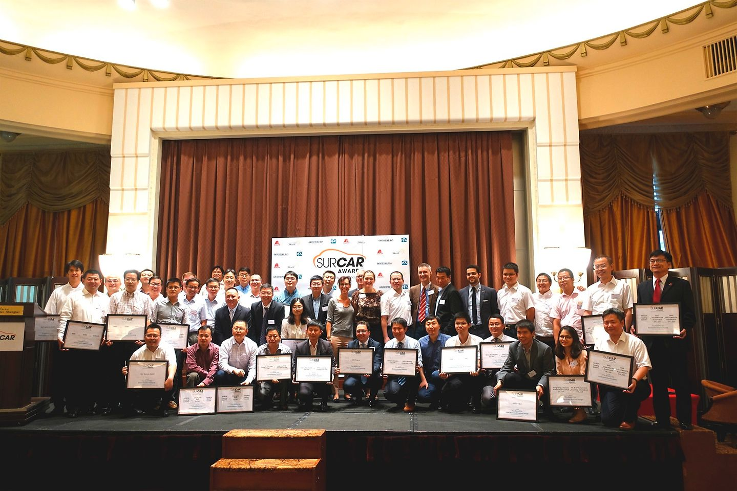 Commitee Member & Awards Winners