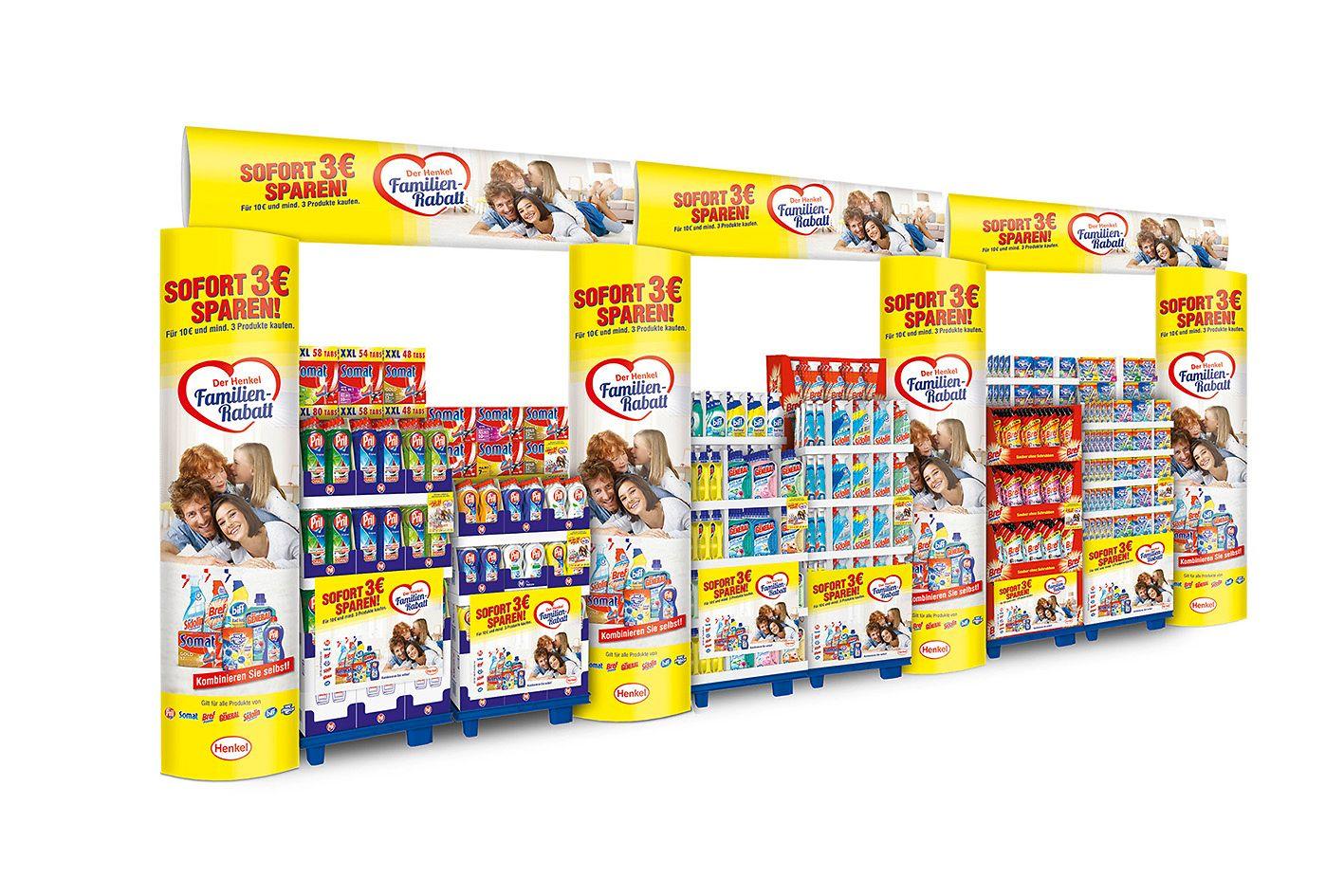 """""""Henkel Familien-Rabatt"""""""