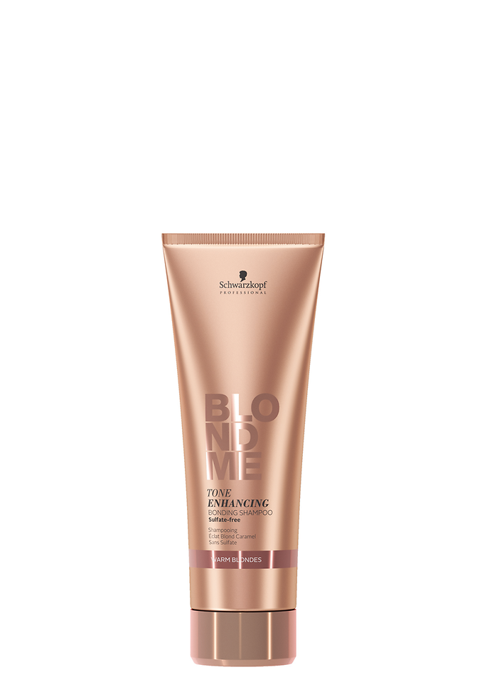 Tone Enhancing Bonding Shampoo – Warm Blondes