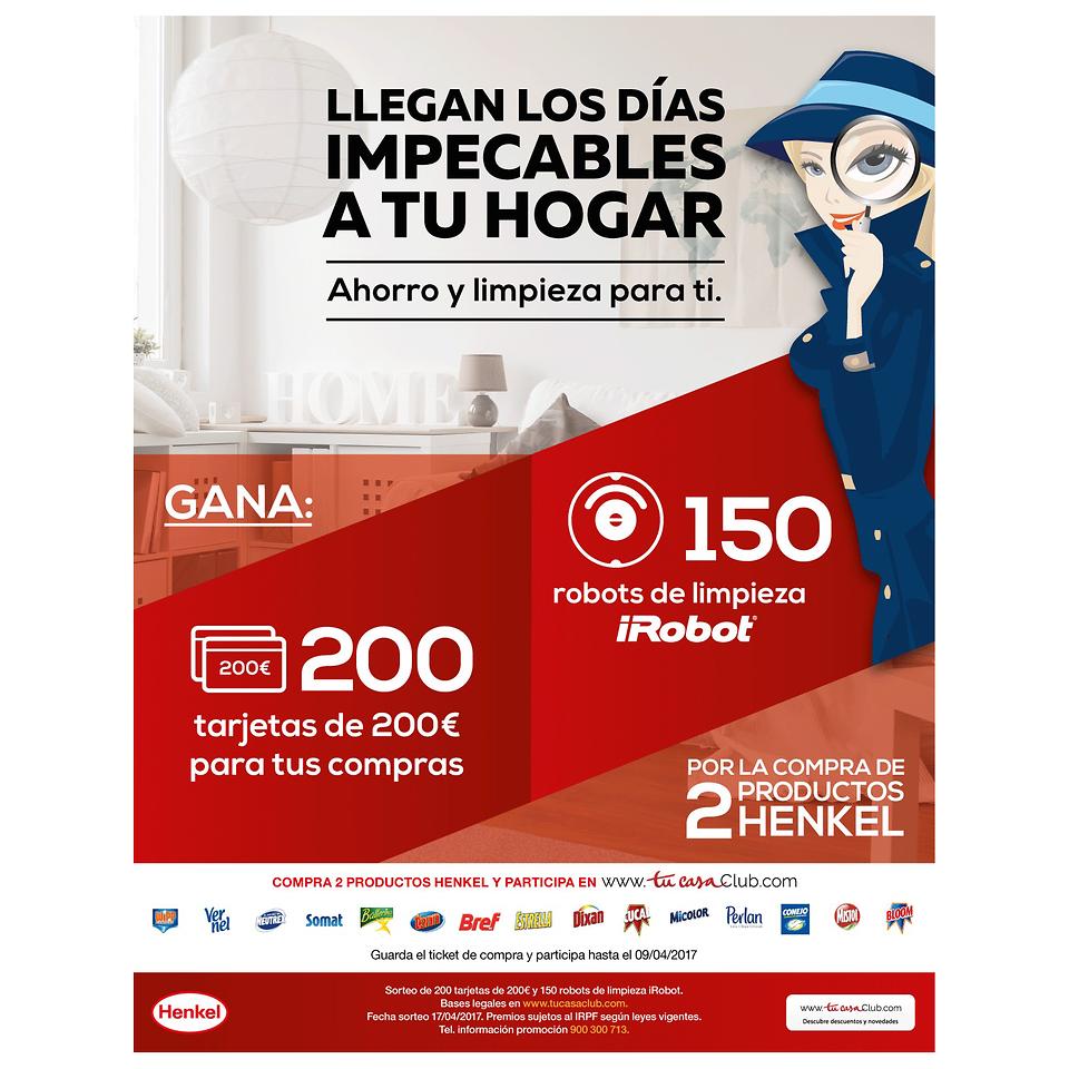 Promo Henkel