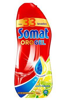 Somat Oro Gel Lima y Limón