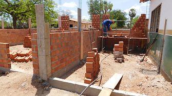 New school in Boqueirão dos Vieiras