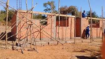 With the support of the Fritz Henkel Stiftung foundation, Pritt and Plan International have helped to construct a new school in Mata Virgem.