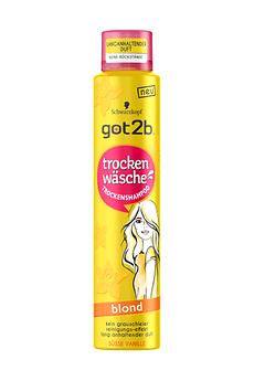 got2b trockenwäsche blond