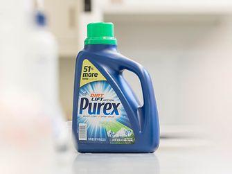 Purex Dirt Lift Action
