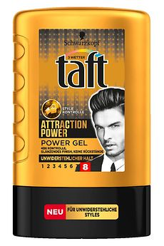Drei Wetter Taft Attraction Power Gel