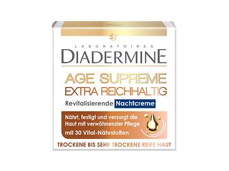 Diadermine Age Supreme Extra Reichhaltig Revitalisierende Nachtcreme