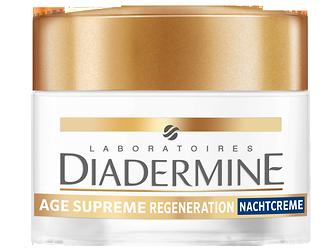 Diadermine Age Supreme Regeneration Tiefenwirksame Nachtcreme