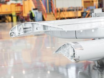 Airbus uses Henkel's high-impact solutions in the wings of its aircraft, for example.
