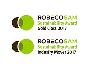 Award Robecosam 2017