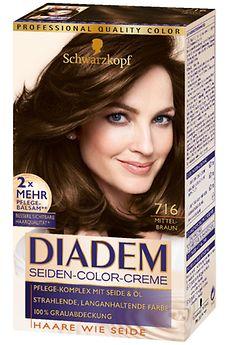 Diadem Seiden Color Creme