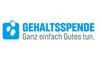 Logo Gehaltsspende
