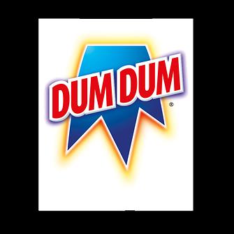 Logo Dum Dum BLAU STD R negra
