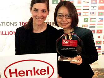 Henkel China receives Top Employer Award 2016