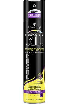 Taft POWER EXPRESS lak na vlasy