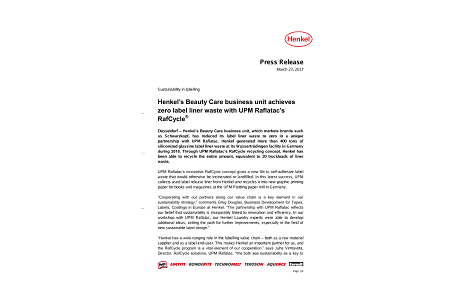 2017-03-23-press-release-henkels-beauty-care-business-unit-achieves-zero-label-liner-waste-with-upm-raflatacs-rafcycle.pdf.pdfPreviewImage