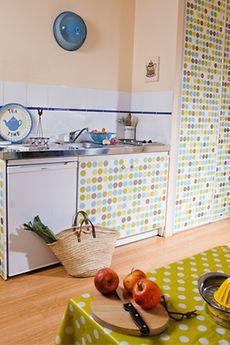 A timelessly trendy kitchen