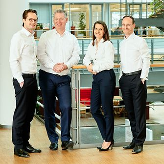 Henkel Ventures' core team