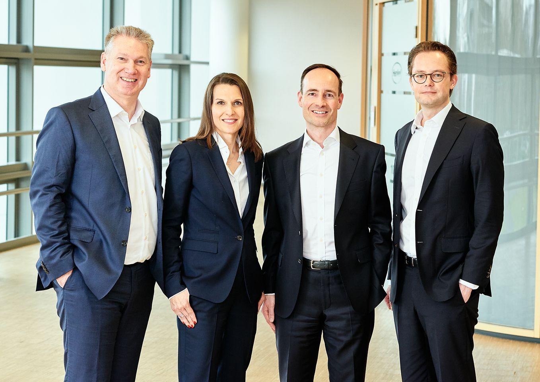 Henkel Ventures' core team
