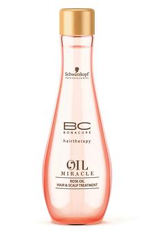 BC Oil Miracle Champô com Óleo de Rosas